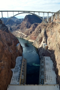 2014-01-25 Hoover Dam & Lake Mead 023